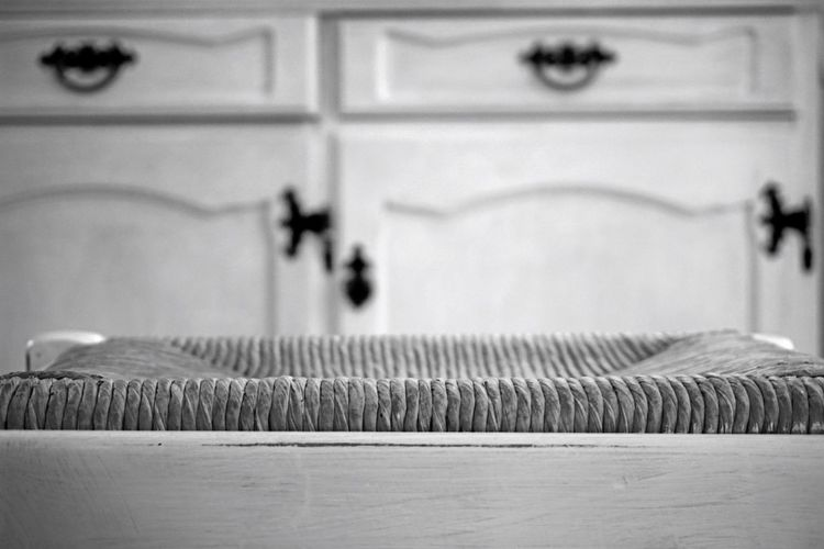 Arrangement Blackandwhite Cabinet Chair Close-up Eating Utensil Extreme Close Up Extreme Close-up Focus On Foreground Furniture In A Row Indoors  Interior Design Large Material Medium Group Of Objects Order Selective Focus Spool Still Life String TheWeekOnEyeEM Monochrome Photography