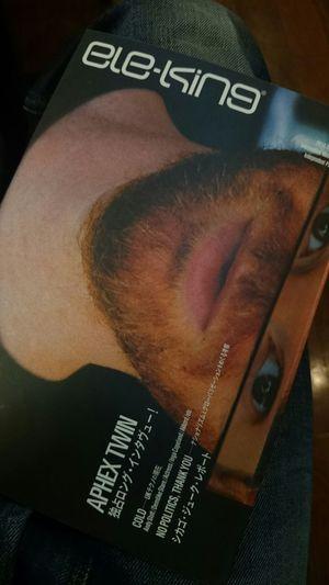 BabyMetalとは対極のコチラにも激ハマリ中♪Aphex Twin Aphextwin Electronic Music Techno Music Magazine Enjoying Life