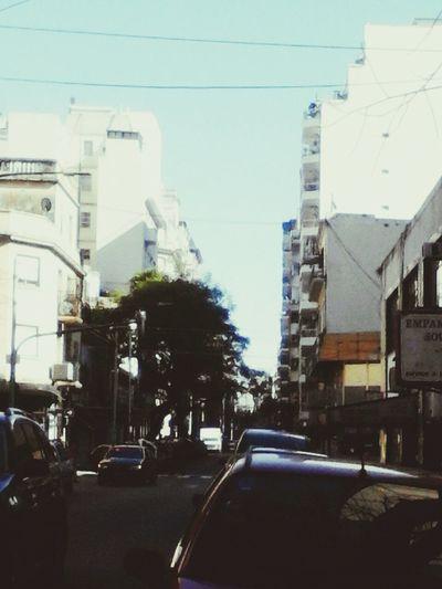 My Street bello día de sol ☀