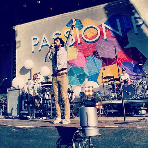 Take me back. Passionpit Firefly BestPerformance