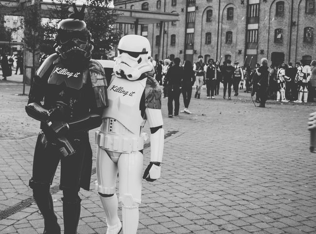 Star Wars Cosplay Cosplayer Cosplay Shoot Cosplaying Cosplayphotography Stormtroopers Cosplayers Geek Nerd Technology Tech EyeEmNewHere