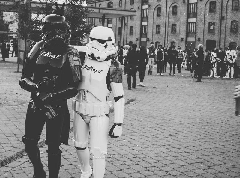 Star Wars Cosplay Cosplayer Cosplay Shoot Cosplaying Cosplayphotography Stormtroopers Cosplayers Geek Nerd Technology Tech EyeEmNewHere