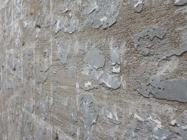 Backgrounds Textured  Pattern Full Frame Abstract Textured  Gray Construction Site Cement Wall Architecture