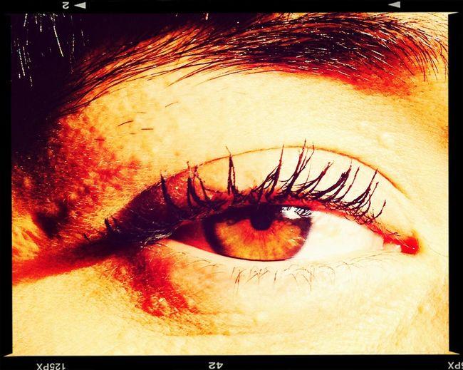 Weed Eye Makeup Girl Swagg ♥ Hello World