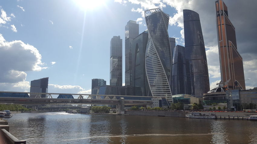 Moscowsity River Love