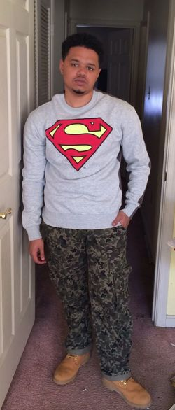 Cute Or Naw ? I Am Superman Check This Out