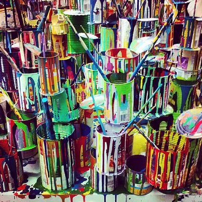 Venice Venicebiennale Venicebiennale2015 Art Contemporary Art Colors Canada Pavilion alltheworldsfutures