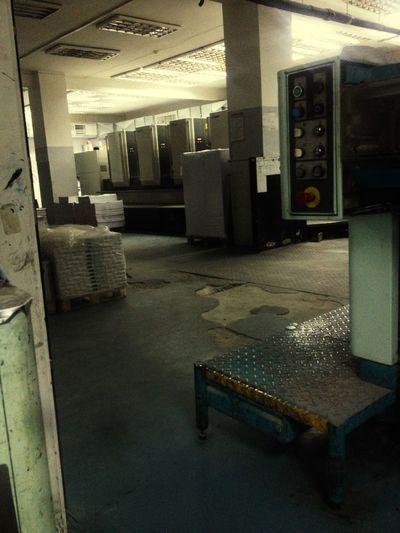 Printing Machine First Eyeem Photo
