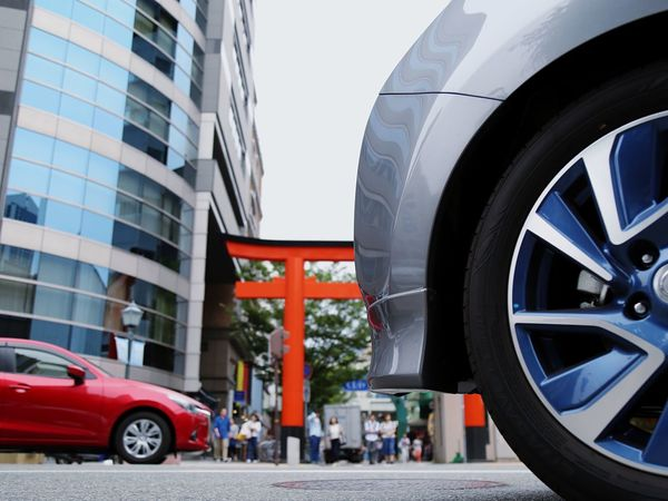 Kobe-shi,Japan Taking Photos TOWNSCAPE Streetphotography Canon5Dmk3 Traffic Road Cars Separation MeinAutomoment