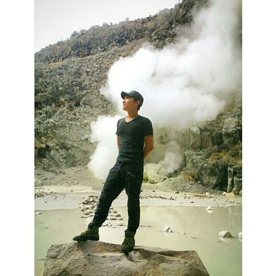 Kawah Sindoro Mountainer Centraljava masihindonesia instagallery instanusantara petualang indonesiabagus