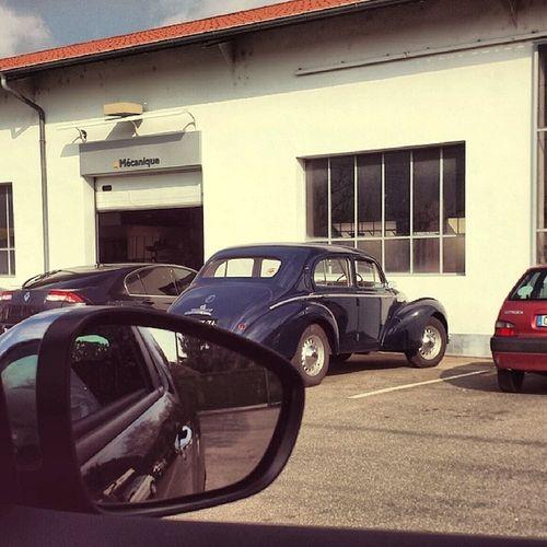 Hotchkiss Anjou Anjou1350 Bluecar vintagecarsoldtimers1951