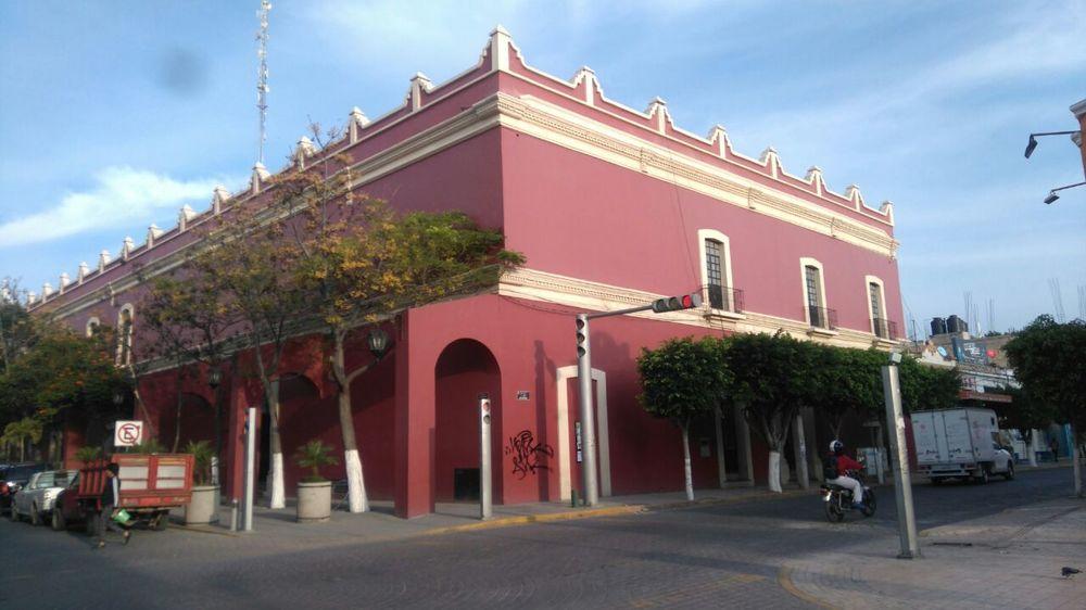 Dramatic Angles Architecture San Juan Raya Puebla