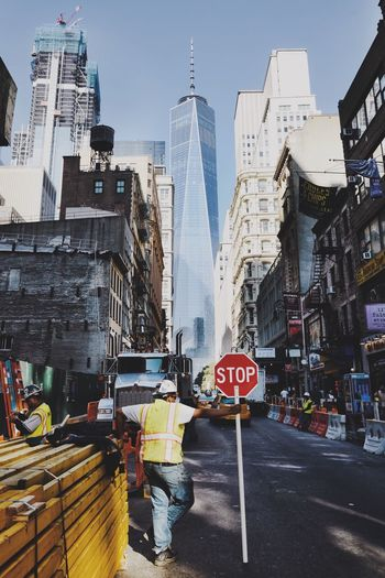 NYC 💙 I'm