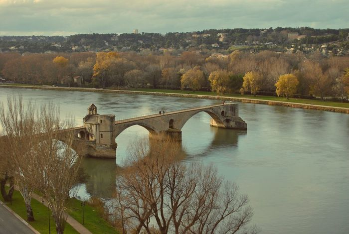 The Places I've Been Today Avignon