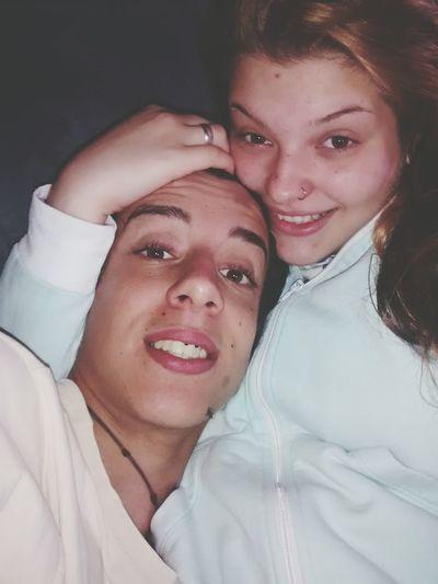 Couple Lovely FunnyFaces CínAndBruck
