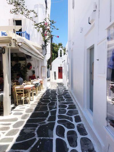 Greece White