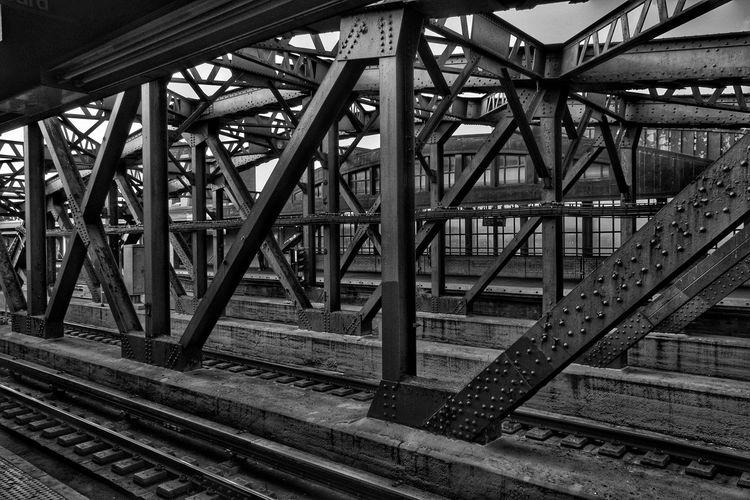 Metal Bridge -