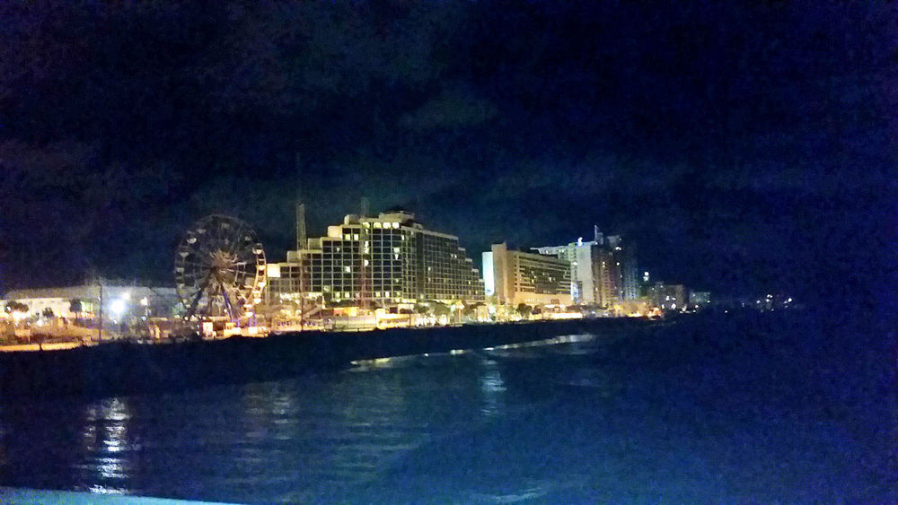 Nite Lights Beachphotography