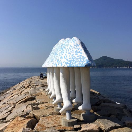 男木島 山口啓介 瀬戸内国際芸術祭 Art