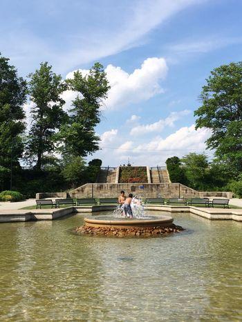 Fountain Pittsburgh