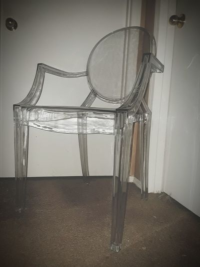 GHOSTED Chair