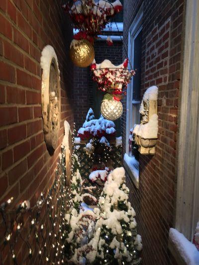 Christmas decorations at work EyeEm Best Shots Christmas2016