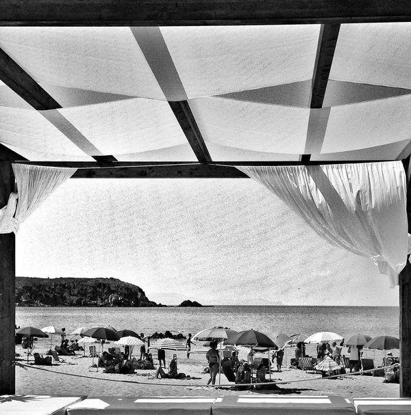 Sardegna Blackandwhite Summer Streetphoto_bw