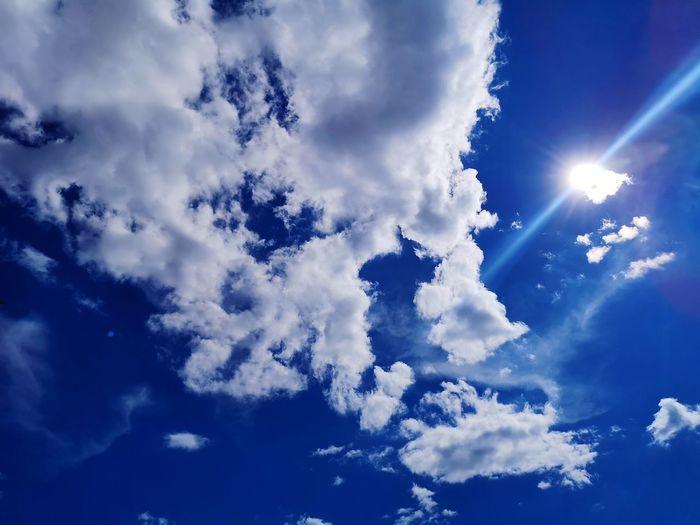 Blue Day Sun