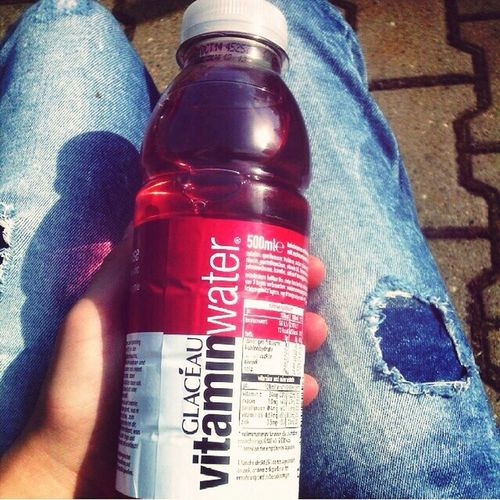 Vitaminwater Hammer Geil ♥