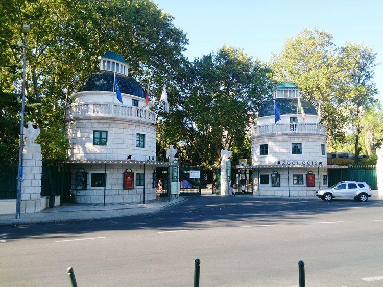 Zoo Lisboa Entrace