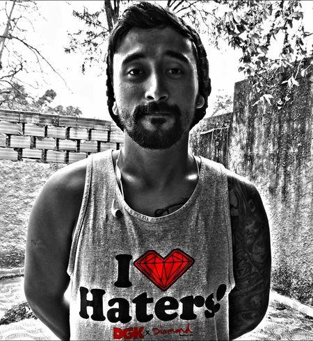 Tatoo House I Love Haters DGK