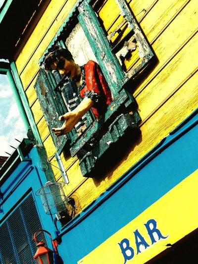 my country ❤ La Boca, Buenos Aires Buenos Aires, Argentina  Tourism Famous Place Colorful Cultures Beautiful ♥ Caminito Tango !