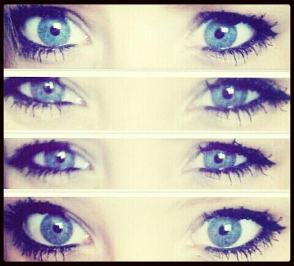 Blue Eyes ;*