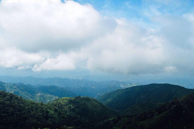 Mountains Sky