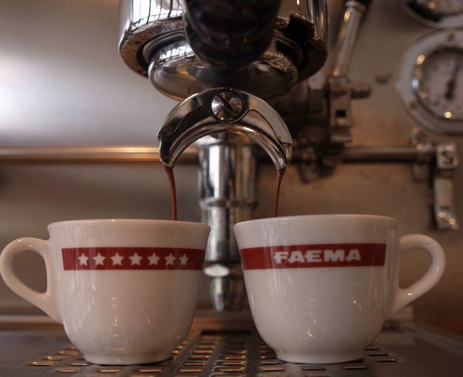Espresso Olympus E330 E61 Faema Espresso Cup Mug Food And Drink Coffee - Drink Coffee