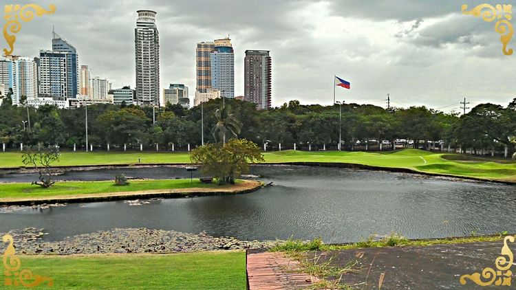 From Baluarte de San Diego, Intramuros, overlooking the golf course, Rizal Park, and Ermita. (bordered version) Eyeem Philippines HDR Philippines Mobilephotography Mobilephotographyphilippines Snoworld.one/cc CC CC BY-SA CC BY-SA 4.0 Creative Commons