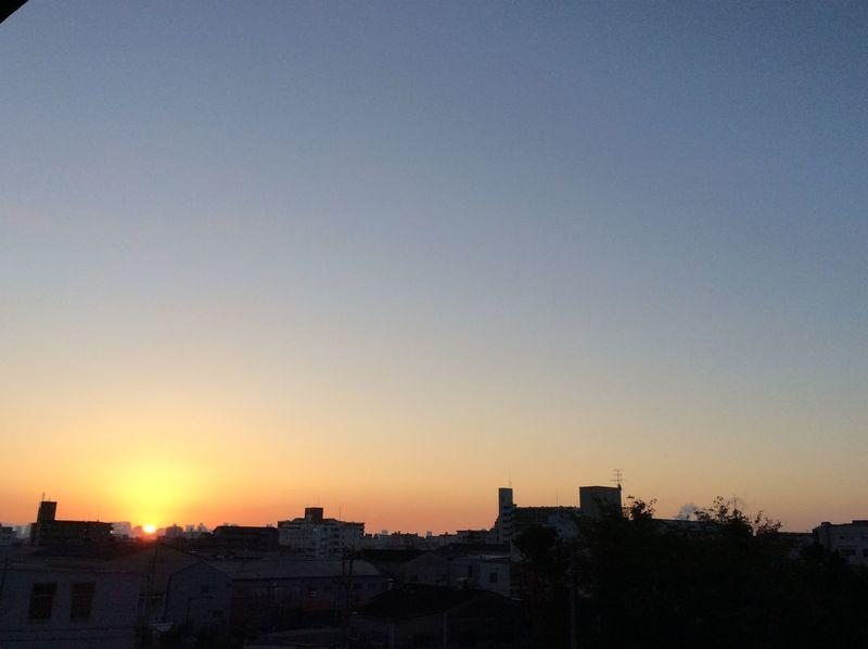 おはようございます☀️ Mourning Glow Good Mourning Streetphotography Sunrise