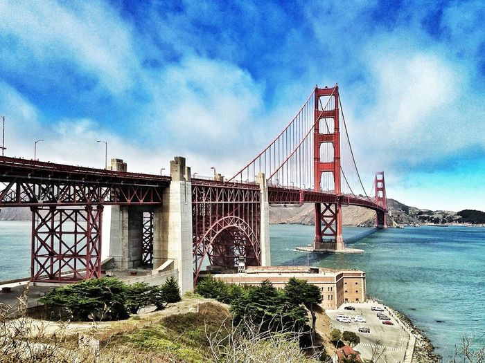 Golden Gate Bridge San Francisco Bike Ride in august GetYourGuide Cityscapes