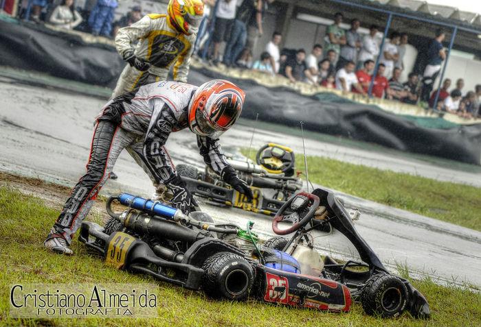 Corrida F1-kart Go Kart Go Karting Interlagos  Kart Racing