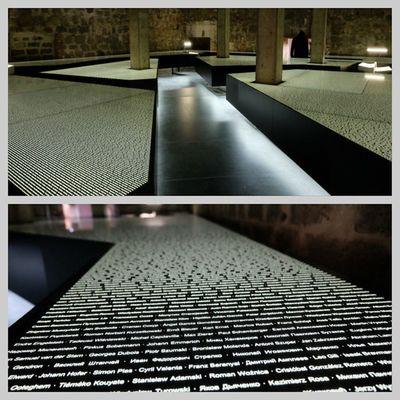 Nomes, nomes, nomes... Mauthausen Austria Concentrationcamp Fuji fujifilm FujiXM1 StreetPhotography