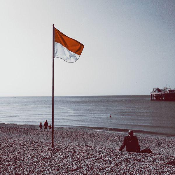 Brighton Beach Artphotography Photography