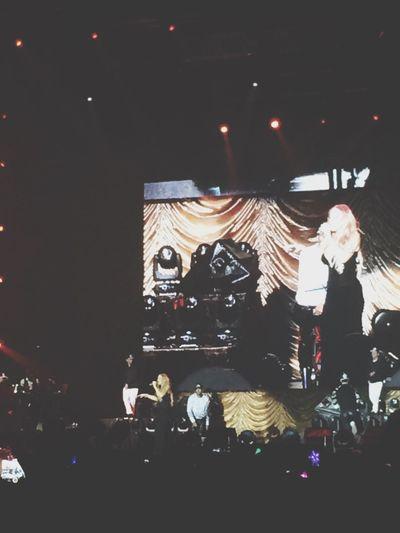 MariahCarey Concert C'est La Vie HERO