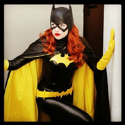 Like cosplay? Fan of Batgirl? Then why not follow the lovely @knightessrouge :) great cosplayer and all round fun person. If it wasn't for her then I would never have fell in love with cosplay, her Barbara Gordon is simply amazing! Batman Darkknight Batmanfamily DC Dcuniverse Batgirl Cosplay Barbaragordon Oracle Cosplayer Bestcosplay Follow ShoutOut