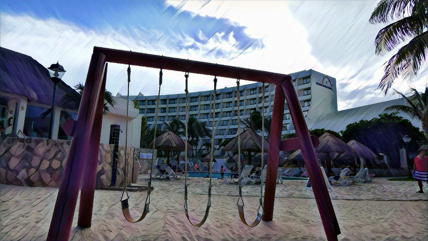 Abstract Abstract Photography Andrevieira Architecture Artistic Photo Landscape Landscape_Collection Landscape_photography Outdoors Playground Welcome Wekly Eyeem Collection Ferias2015 Vocation Cancun Grandparkroyal Fotografering Backgrounds