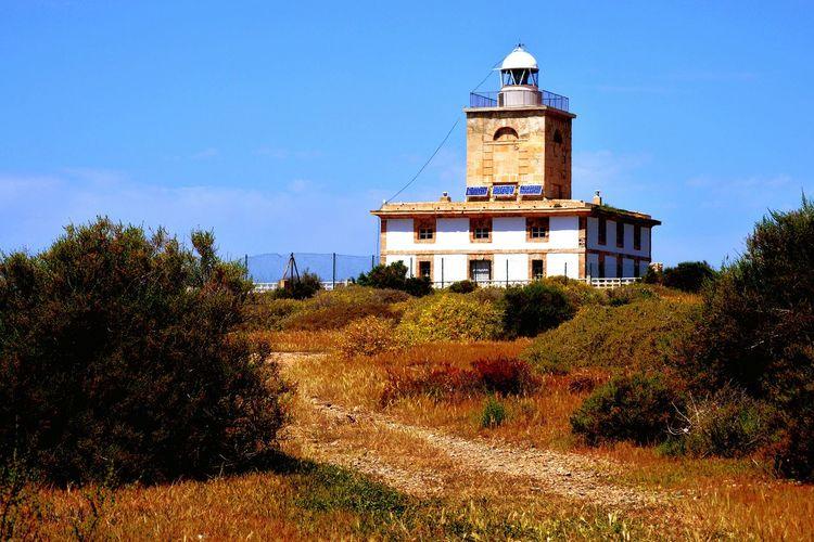 Beach Photography Lighthouse Beach Lighthouse Lighthouse_lovers Lighthousephotography Lighthouse_captures Island Islandlife Island Life Tabarca Tabarca's Island Alicante, Spain Alicante