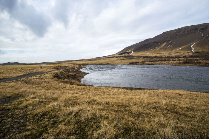 Akrapovic Beauty In Nature Cultures Day Iceland Iceland Memories Iceland Trip Iceland_collection Lake Landscape Mountain No People Outdoors Scenics Sky Travel Travel Destinations Travel Photography Wilderness