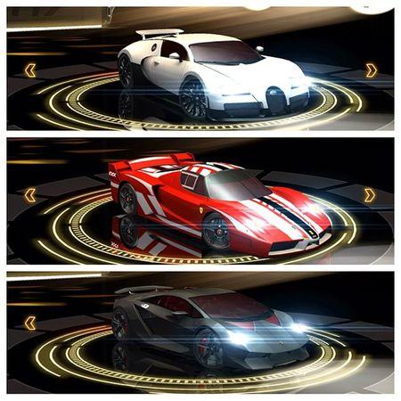 Mapupuyat ako dahil dito!!! Asphalt7 Bugatti Ferrari Lamborgini  race na ito!!! \m/
