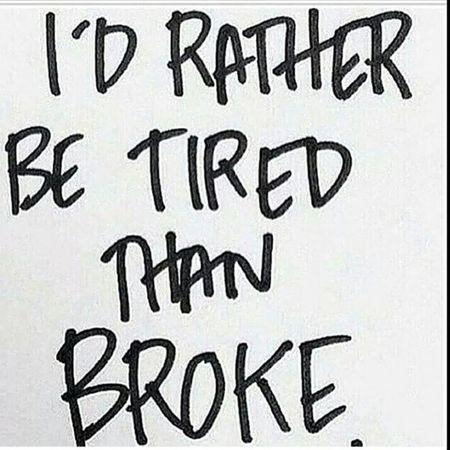Monday ➡ Saturday Onthegrind 6days ??✅
