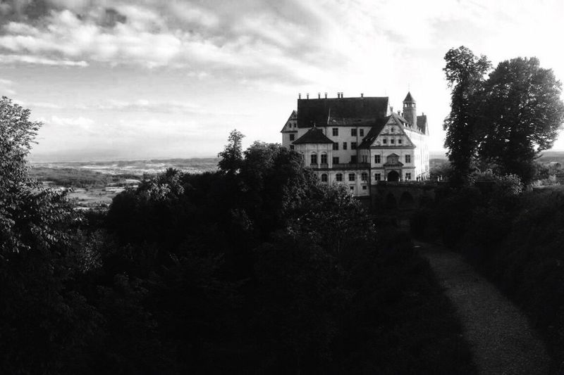 Firstofall Castle Germany🇩🇪 Fairytale  Architecture Sky Outdoors Nature First Eyeem Photo