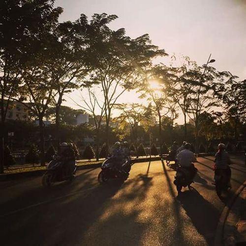 Twilight sunset..🍃🌅